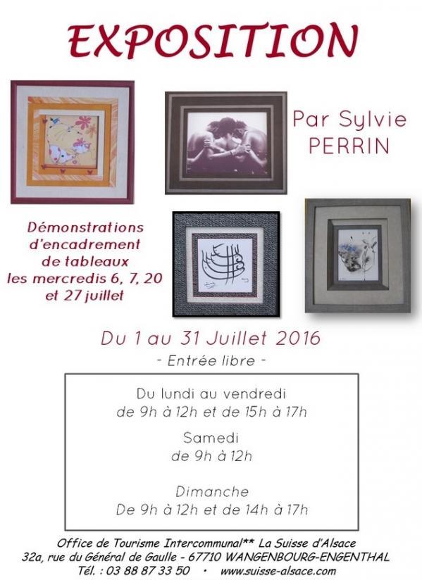 Wangenbourg engenthal exposition de sylvie perrin - Wangenbourg engenthal office tourisme ...