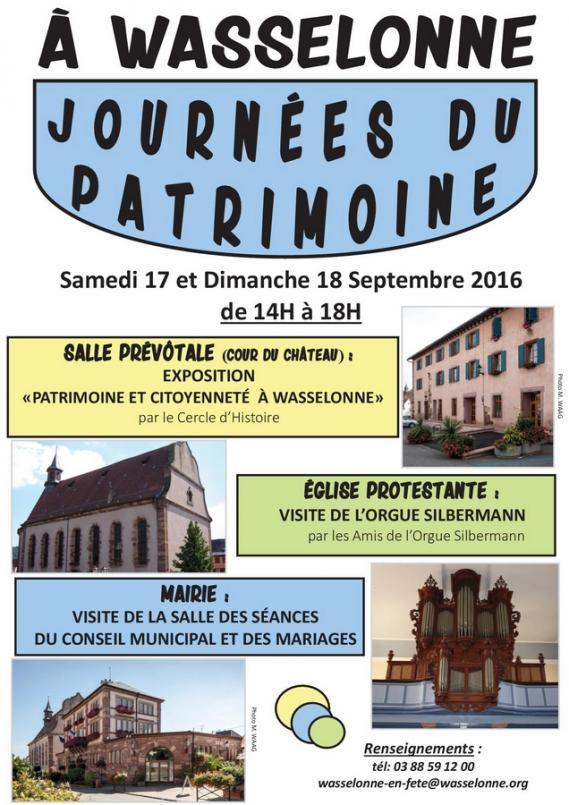2016 09 09 wasselonne patrimoine 2016