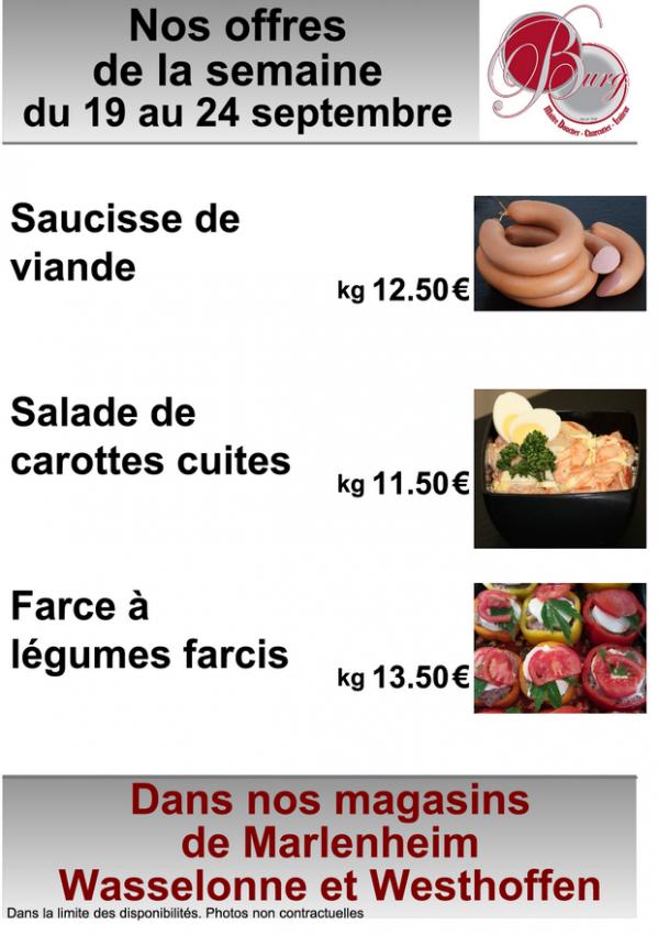 2016 09 19 boucherie burg offres speciales