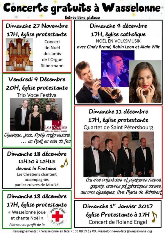 2016 11 17 concerts a wasselonne