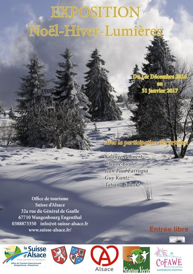 Wangenbourg engenthal exposition no l hiver lumi res - Wangenbourg engenthal office tourisme ...