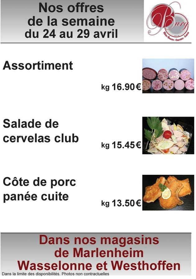 2017 04 24 boucherie burg offres speciales