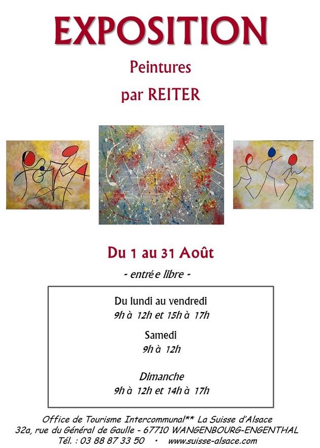2017 08 01 exposition peintures reiter wangenbourg engenthal