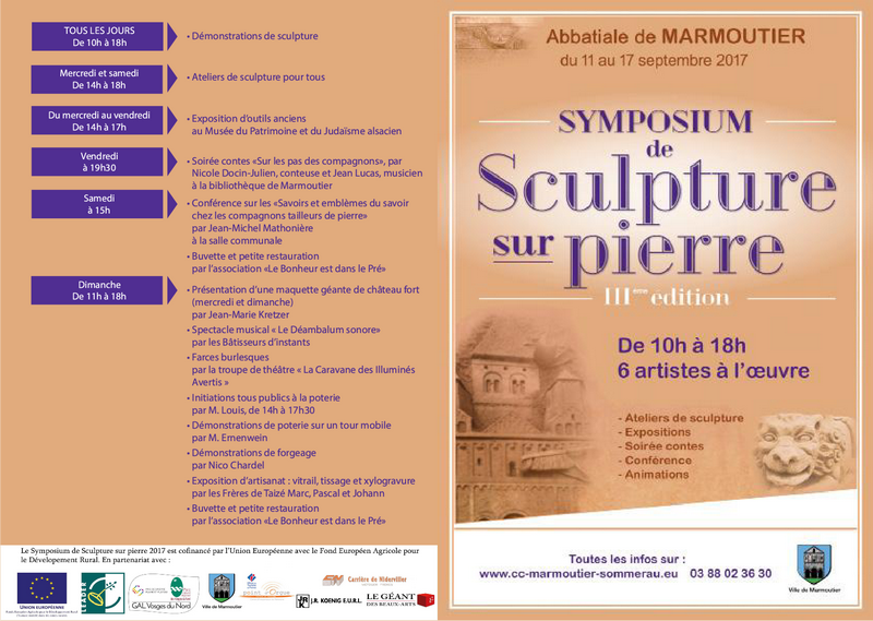2017 08 30 marmoutier symposium 2017
