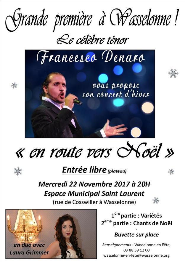2017 10 20 concert francesco denaro a wasselonne