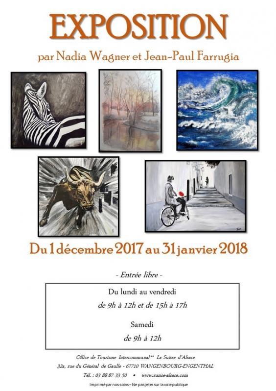 2017 12 01 exposition de nadia wagner et jean paul farrugia a wangenbourg engenthal