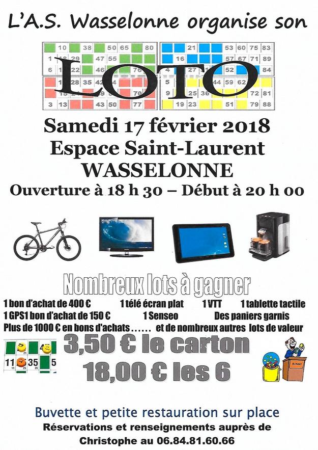 2018 01 15 soiree loto a wasselonne