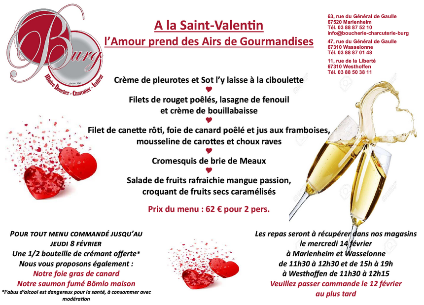 2018 02 05 boucherie burg menu st valentin