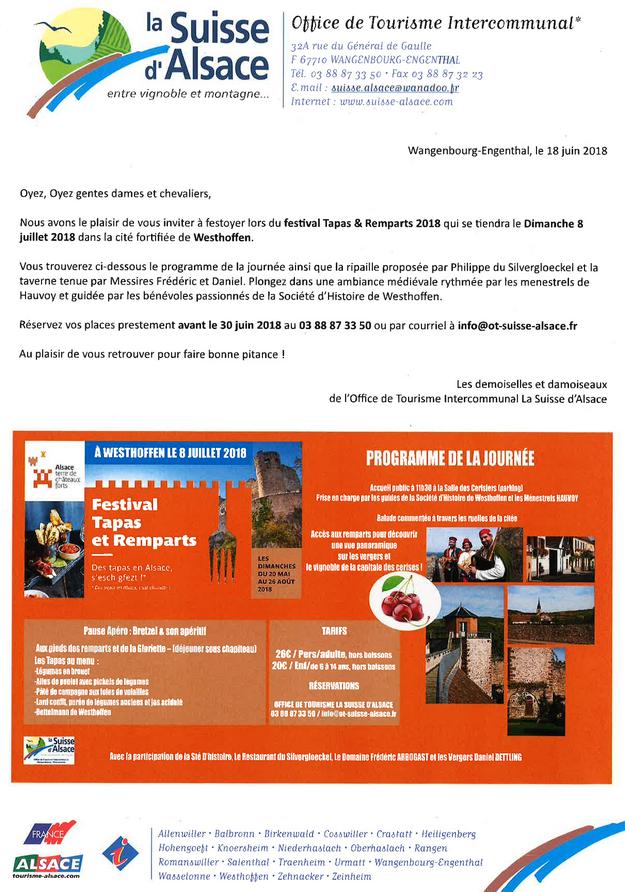 2018 06 20 festival tapas et remparts a westhoffen