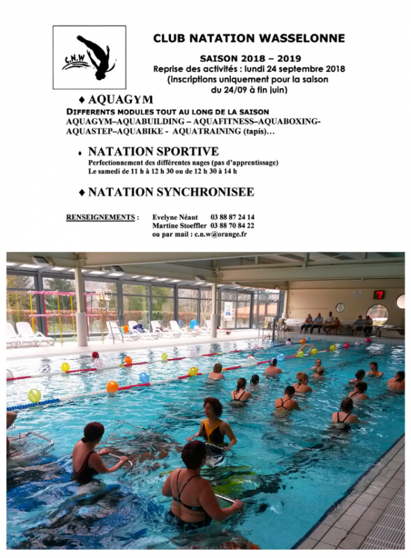 2018 06 25 inscriptions club de natation a wasselonne 2018 2019