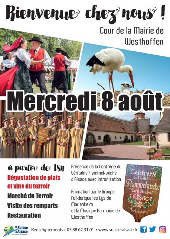 2018 07 31 marche du terroir a westhoffen