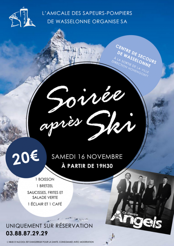 2019 10 29 soiree apres ski a wasselonne