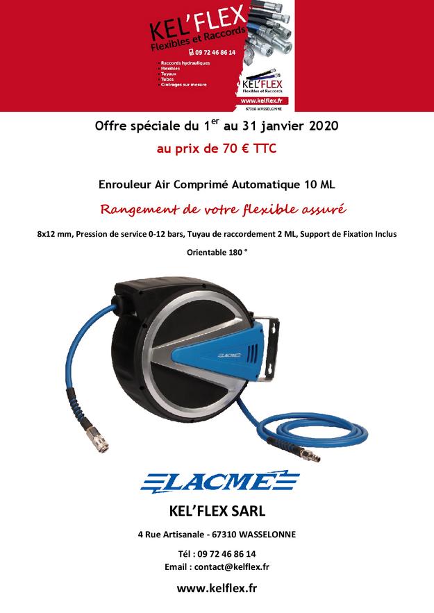 2020 01 02 kel flex offre speciale enrouleur air comprime a wasselonne