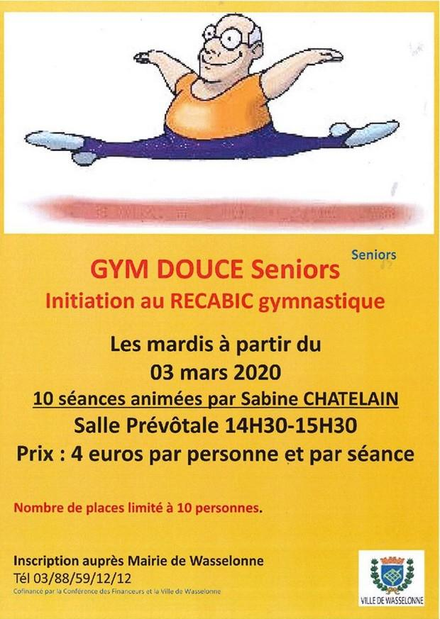 2020 03 03 gym douce seniors a wasselonne