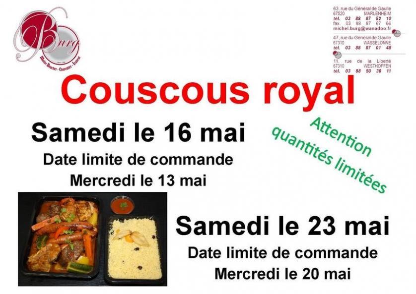 2020 05 16 couscous royal a la boucherie burg a wasselonne et westhoffen