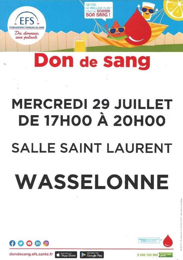 2020 07 29 don du sang a wasselonne