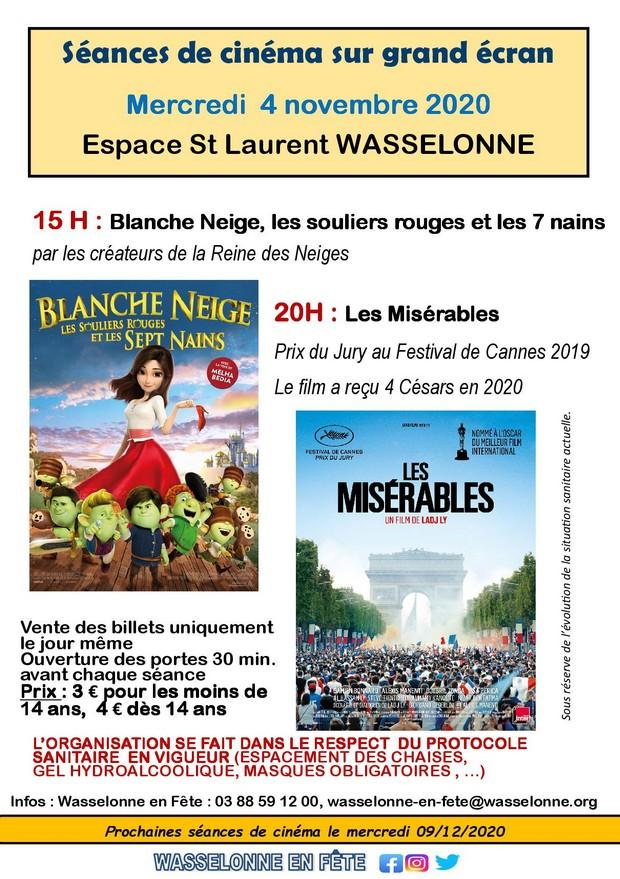 2020 11 04 seances de cinema a wasselonne