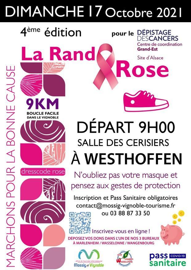 2021 10 17 la rando rose a westhoffen