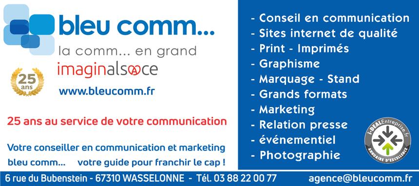 Agence bleu comm a wasselonne 2021