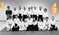 Aikido club du vignoble photo de groupe