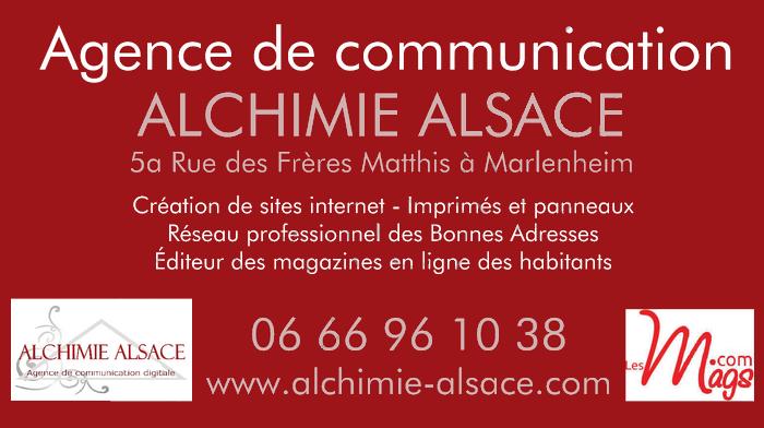 Agence de communication Alchimie Alsace