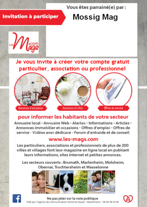 Carte d invitation mossig mag