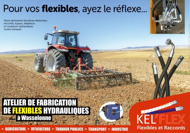 Kel flex fabrication de flexibles hydrauliques a wasselonne
