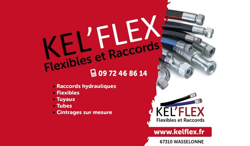 KEL'FLEX à WASSELONNE