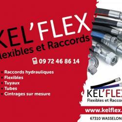 Kel'Flex, flexibles et raccords à Wasselonne