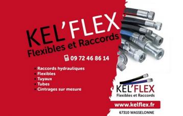 Kel flex wasselonne logo