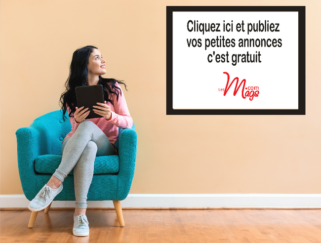 Publiez vos annonces dans Mossig Mag, c'est gratuit
