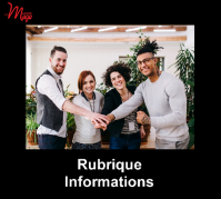 Rubrique informations